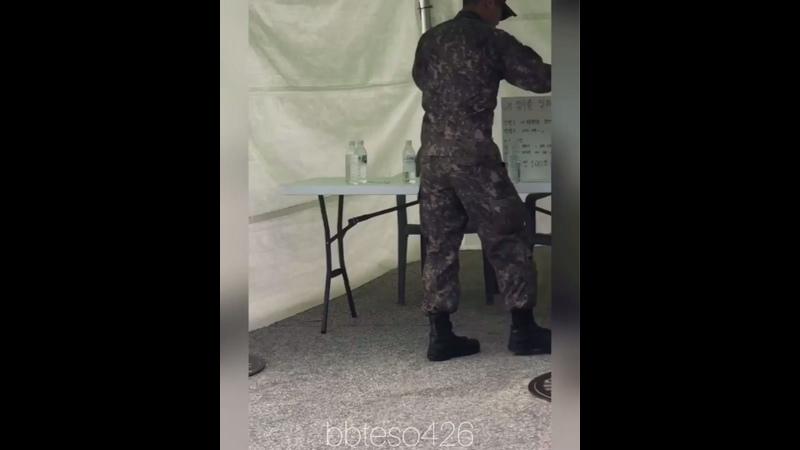 19 22 09 19 Дэсон на военном фестивале 2019 Igija Festival в Хвачоне