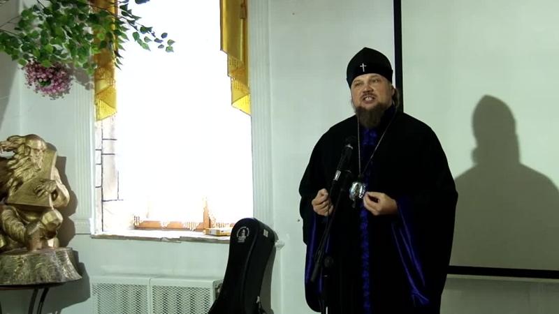 Выпуск 1, конференция «Духовно-нравственное и патриотическое воспитание молодежи. Укрепление традиций православной культуры»