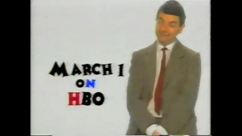 1992 Rowan Atkinson Comes to Cable TV