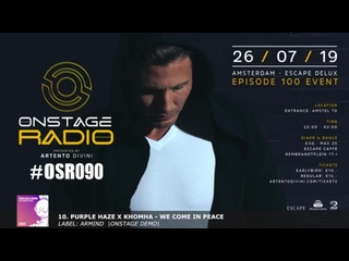 Artento Divini - Onstage Radio 090