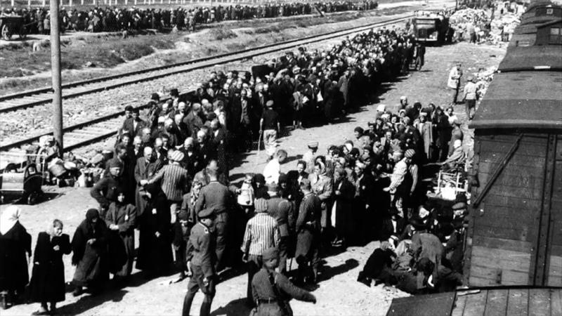 Концлагерь Освенцим mp4