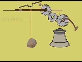 1 Башенные механические часы. Познавательная лекция для детей