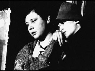 Спектакль «Шум и ярость». Театр ГИТИСа, 1993 г. Автор — Уильям Фолкнер, Режиссер — Сергей Женовач,