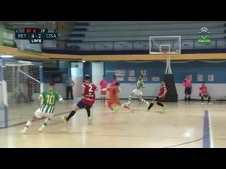 2020-21 Real Betis Futsal 4 - Osasuna Magna Xota 3 (5 тур)