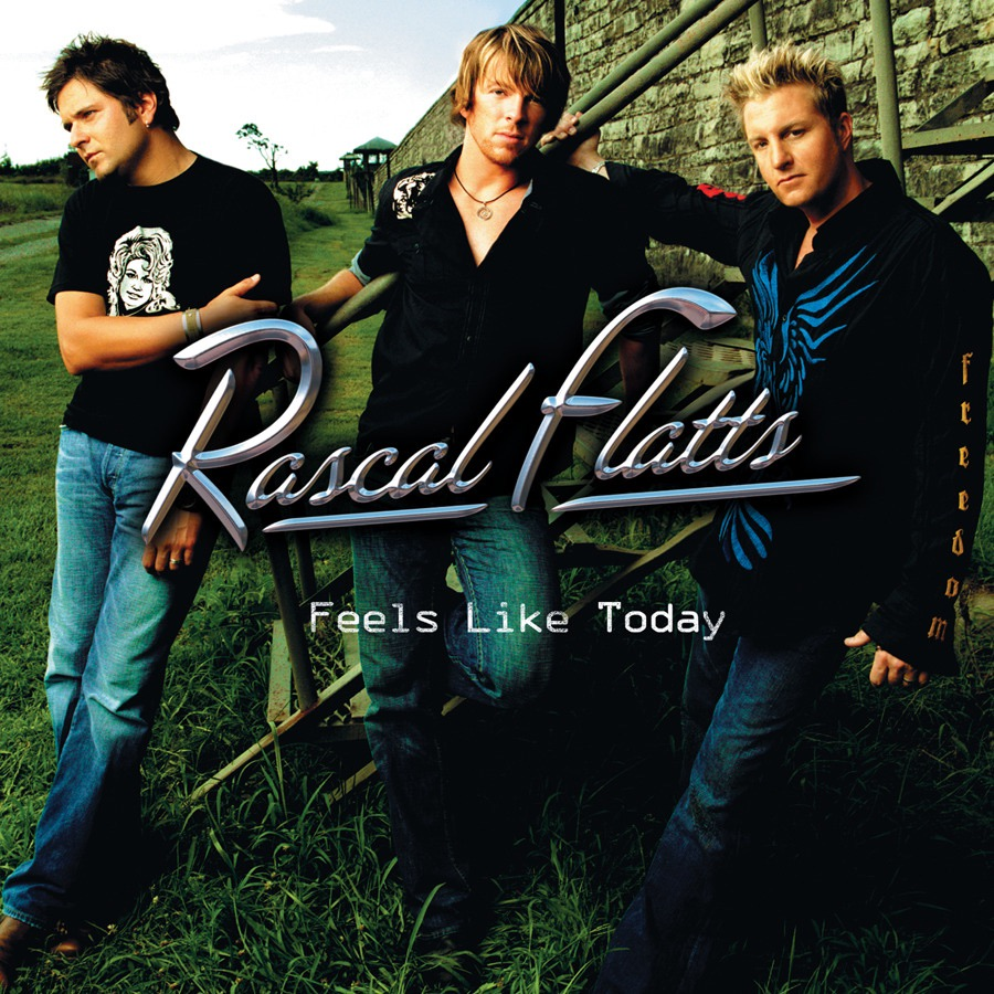 Rascal Flatts album Feels Like Today