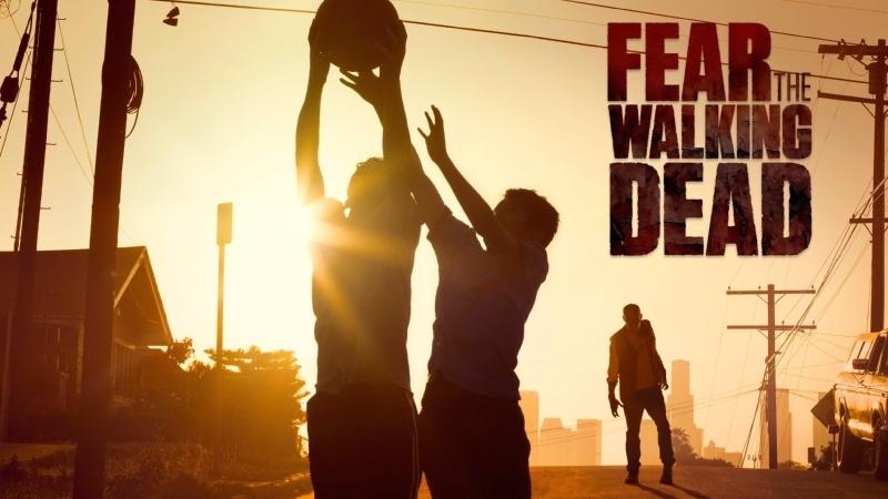 Бойтесь ходячих мертвецов 4 сезон с 7 12 серии