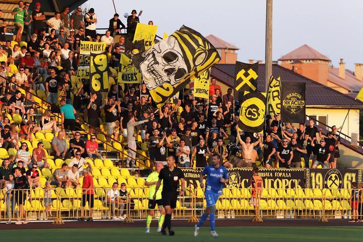Фанаты белорусских футбольных клубов массово объявляют о бойкоте матчей