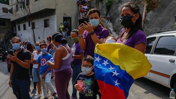 venezuelan people 2020 - 800×530