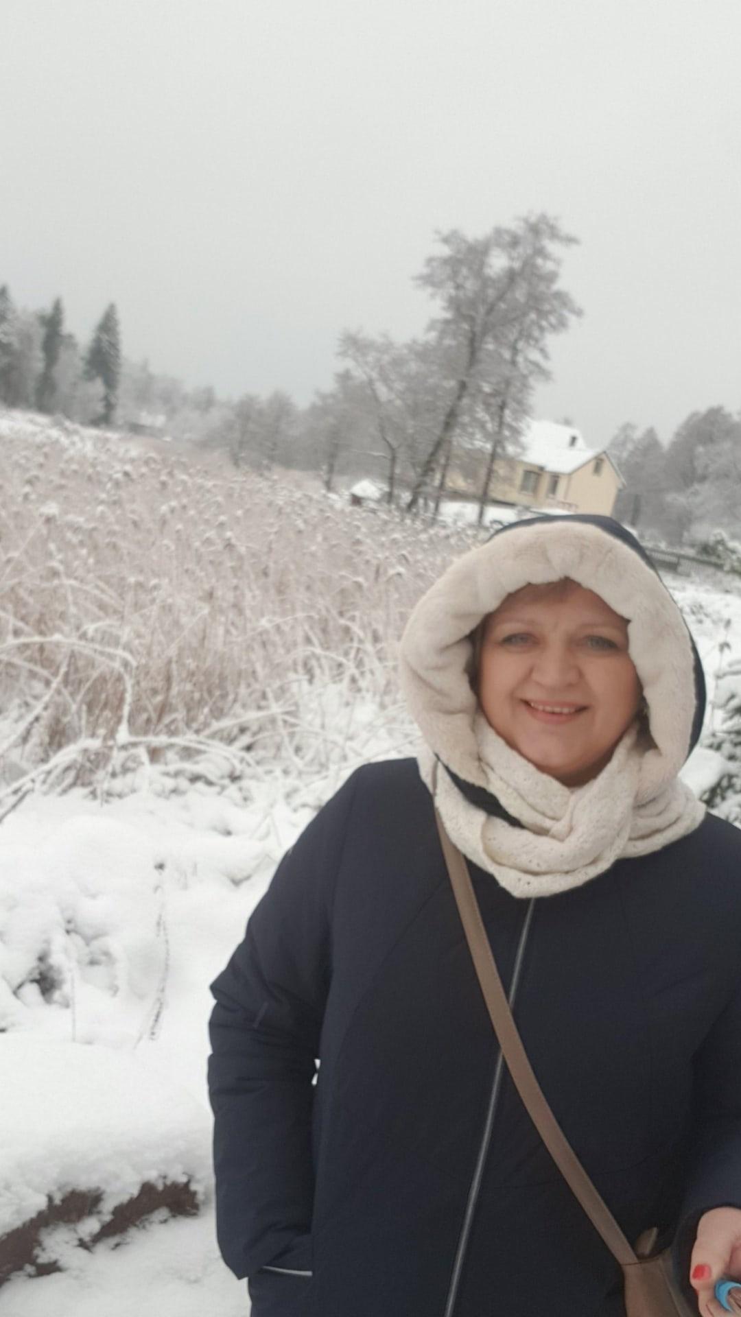 Нина, 54, Tosno