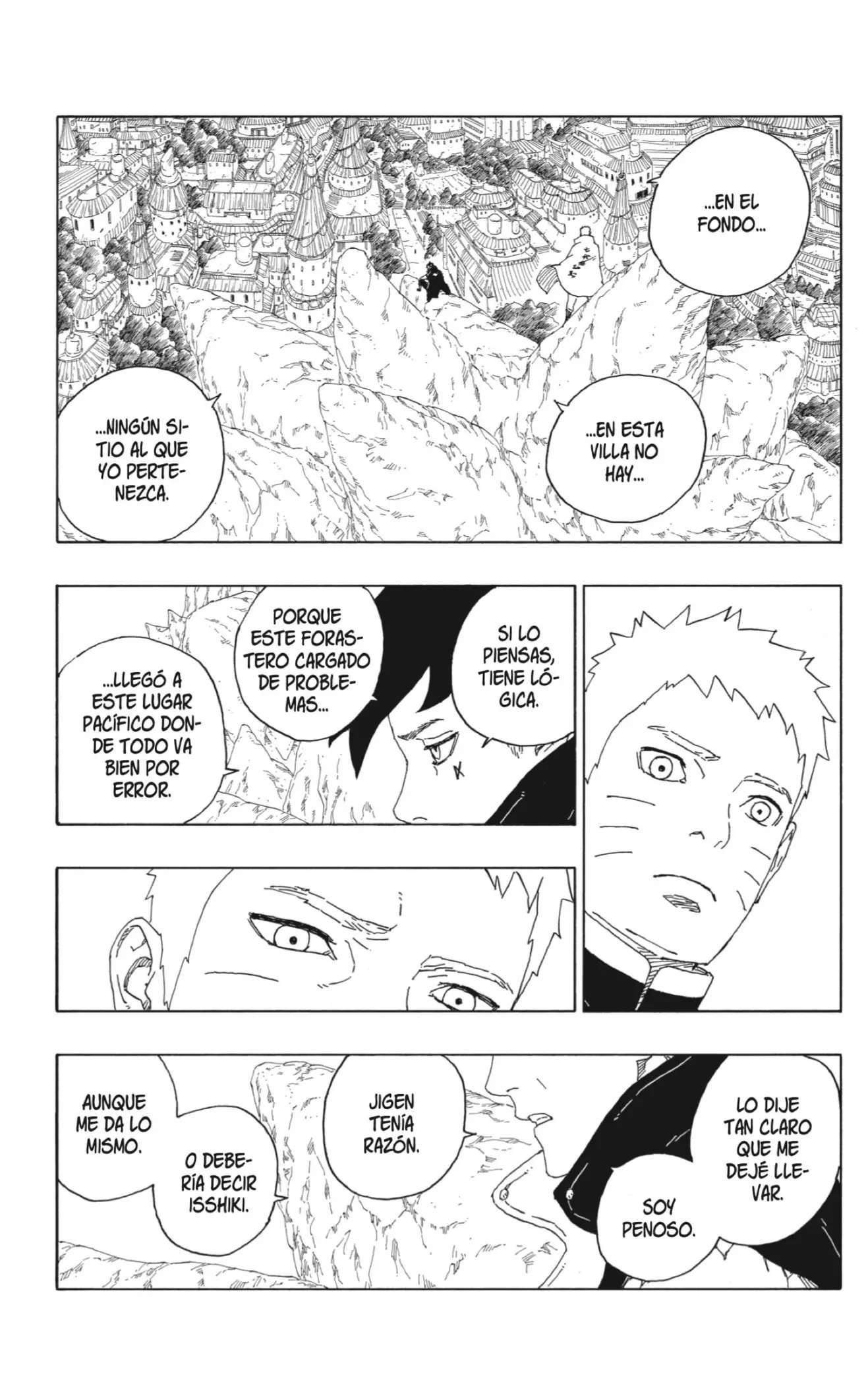 Boruto Manga Capitulo 60, image №25