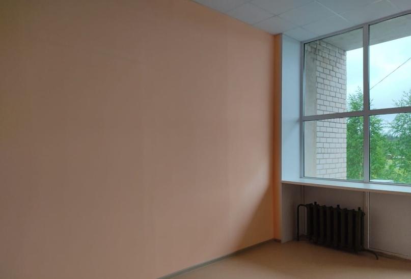 В Коварзинском Доме культуры Кирилловского района завершились основные ремонтные работы🏡