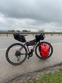 Наш сотрудник Геннадий Кабалин отправился в велопутешествие по Турции! Его маршрут начался в Стамбуле, а финальной точкой станет Анталия.