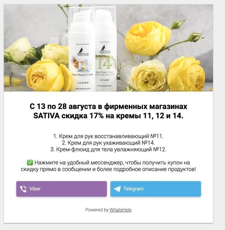 Кейс: 32 045 заявок по цене 0.52$ для бренда органической косметики через мессенджеры, изображение №26