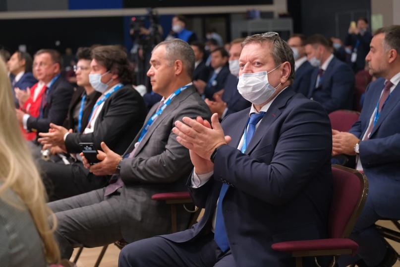 Генеральный директор ПАО НПО «Искра» Сергей Юрасов