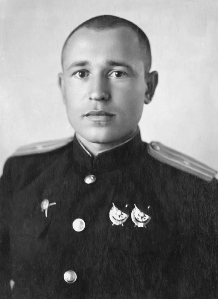 Лапшенков Семён Васильевич