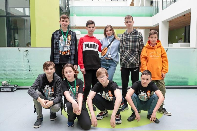80 школьников и тренеров подготовились к соревнованиям по робототехнике в Университете Иннополис, изображение №16