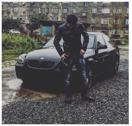 Radzhabov, 19, Borisoglebsk