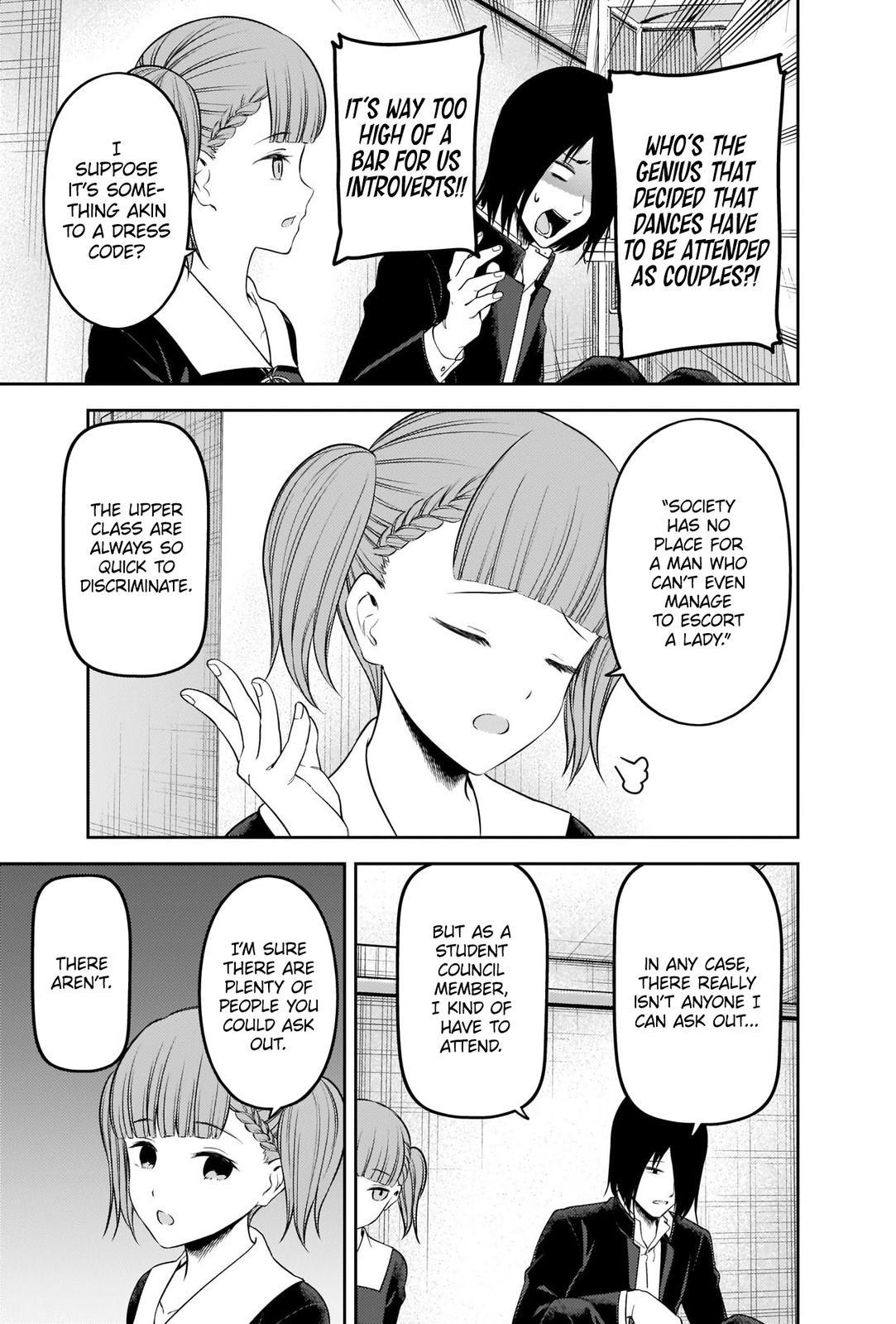 Kaguya Sama:War is Love Chapter 238, image №5