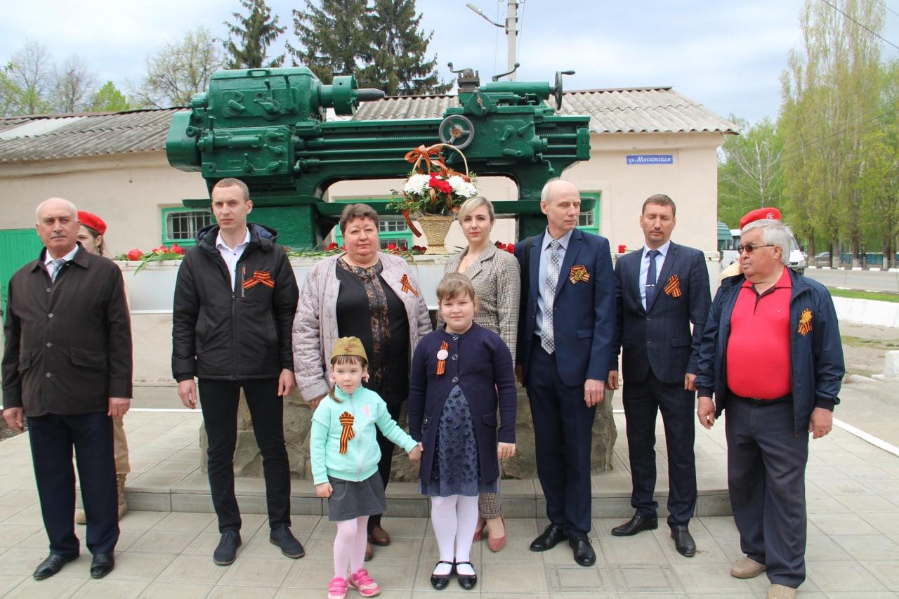 День 76-летия Великой Победы в Петровске