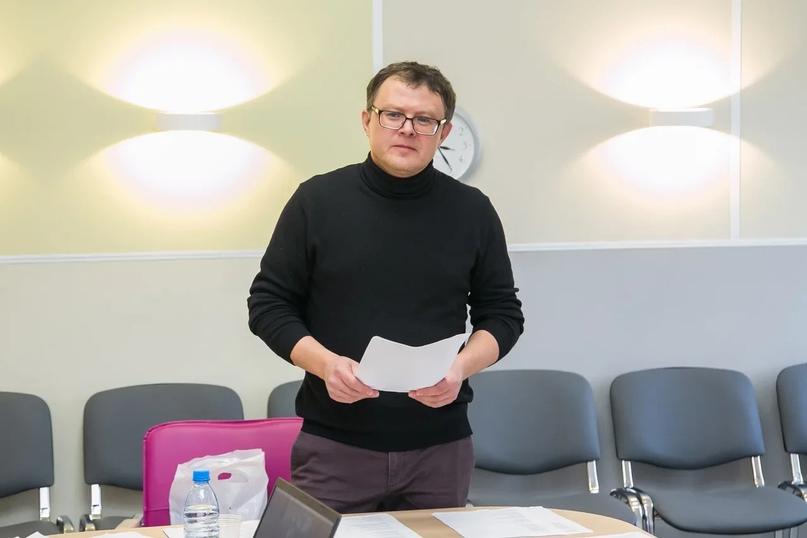 Поэтический мастер-класс для сибирских авторов, изображение №1