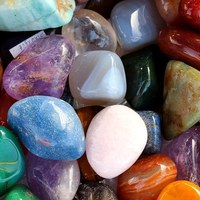 Многоцветие минералов (цикл занятий)