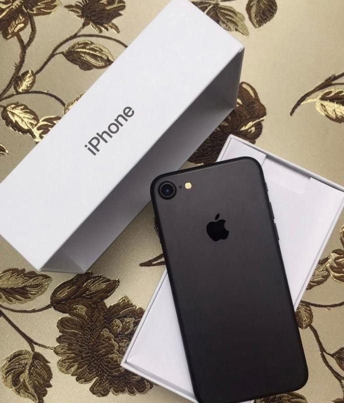 iPhone 7 32 black  Отдам в рассрочку пишите в   Объявления Орска и Новотроицка №12904