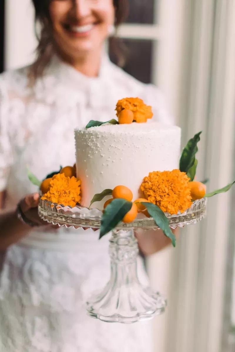 VFMLuFIXa6I - Маленькие свадебные торты