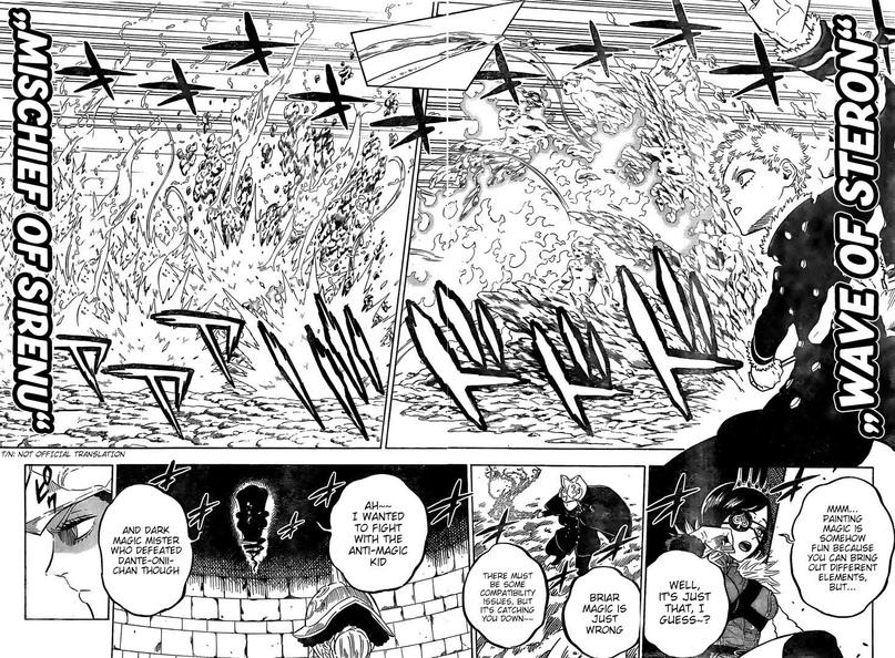 Black Clover Chapter 277, image №7