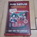 """Ива Нова """"We go to China"""" (кассета)"""