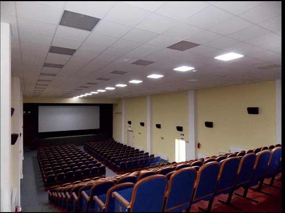 Киноцентр «Современник» города Петровска участвует в конкурсе «Лучший кинозал Саратовской области»