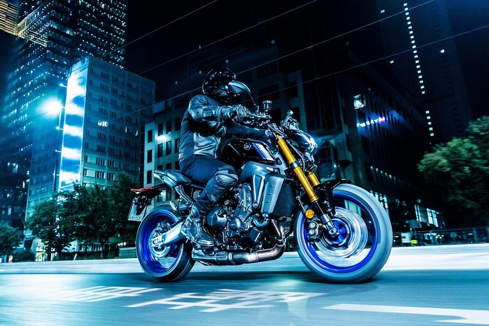Yamaha MT-09 2021. Разработка идеального звука (видео)