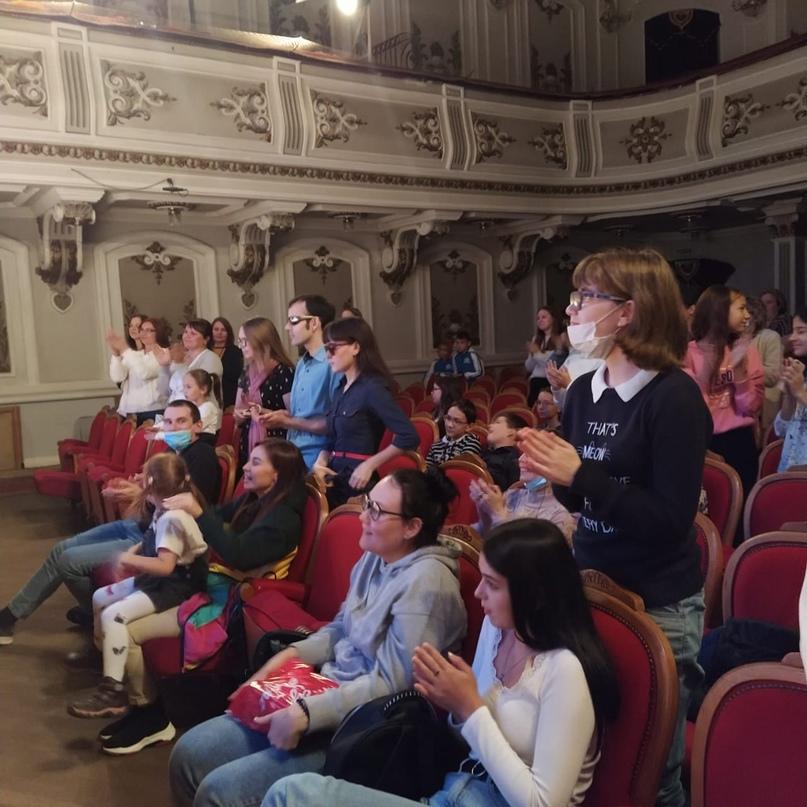 29 мая «День добрых дел» и Казанский ТЮЗ приглашают на адаптированный спектакль, изображение №1