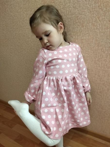 👗Дeтские платья в наличии Тонкие в детский садик и...