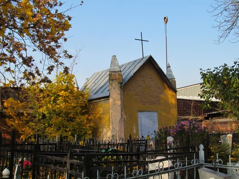 Троицкое кладбище Орла., изображение №15