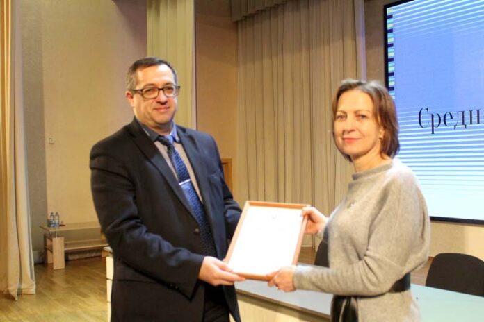 Достижения борисовских педагогов отмечены в области и республике
