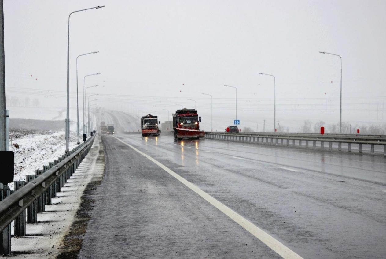 Дорожные предприятия готовы к ликвидации последствий непогоды в южных регионах