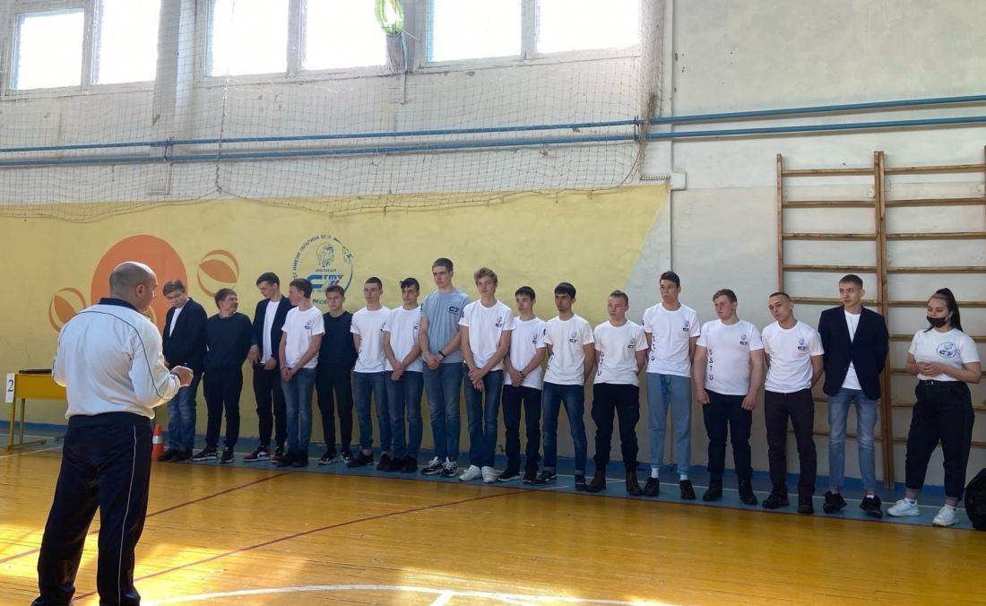 В Петровском политехе прошли спортивные соревнования, посвящённые Дню космонавтики
