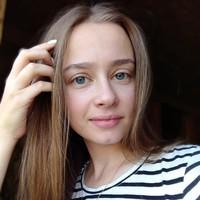 Фотография страницы Екатерины Токуновой ВКонтакте