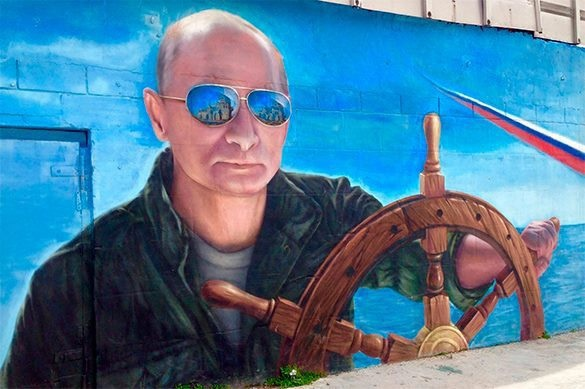 Уличное искусство: самые известные граффити с изображением российских звезд  - Новости