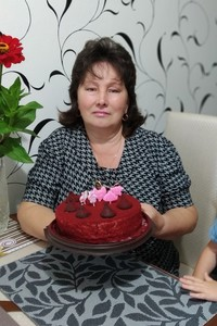 Зубарева Антонина