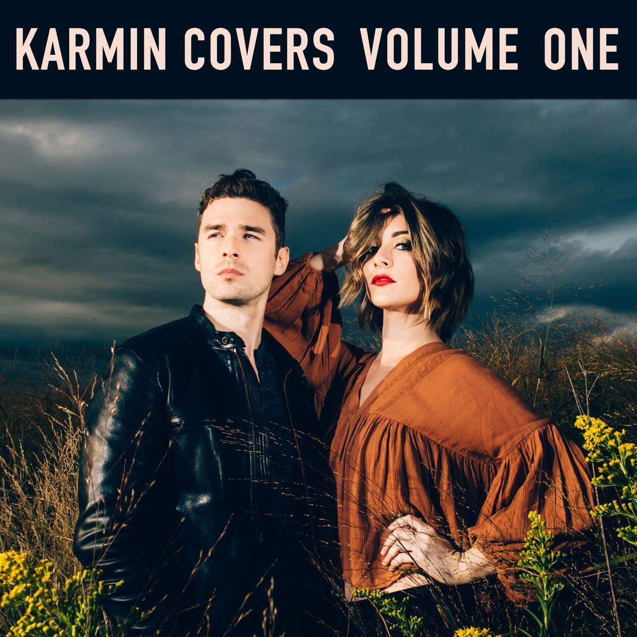 Karmin album Karmin Covers Volume 1