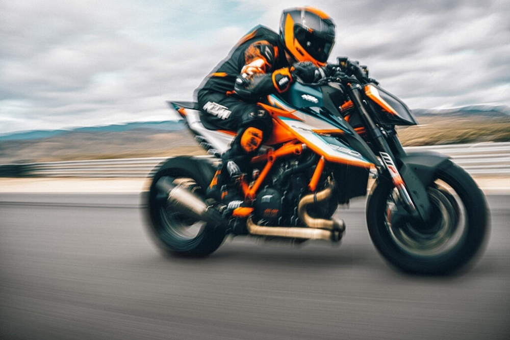 Мотоцикл KTM 1290 Super Duke RR Limited Edition 2021