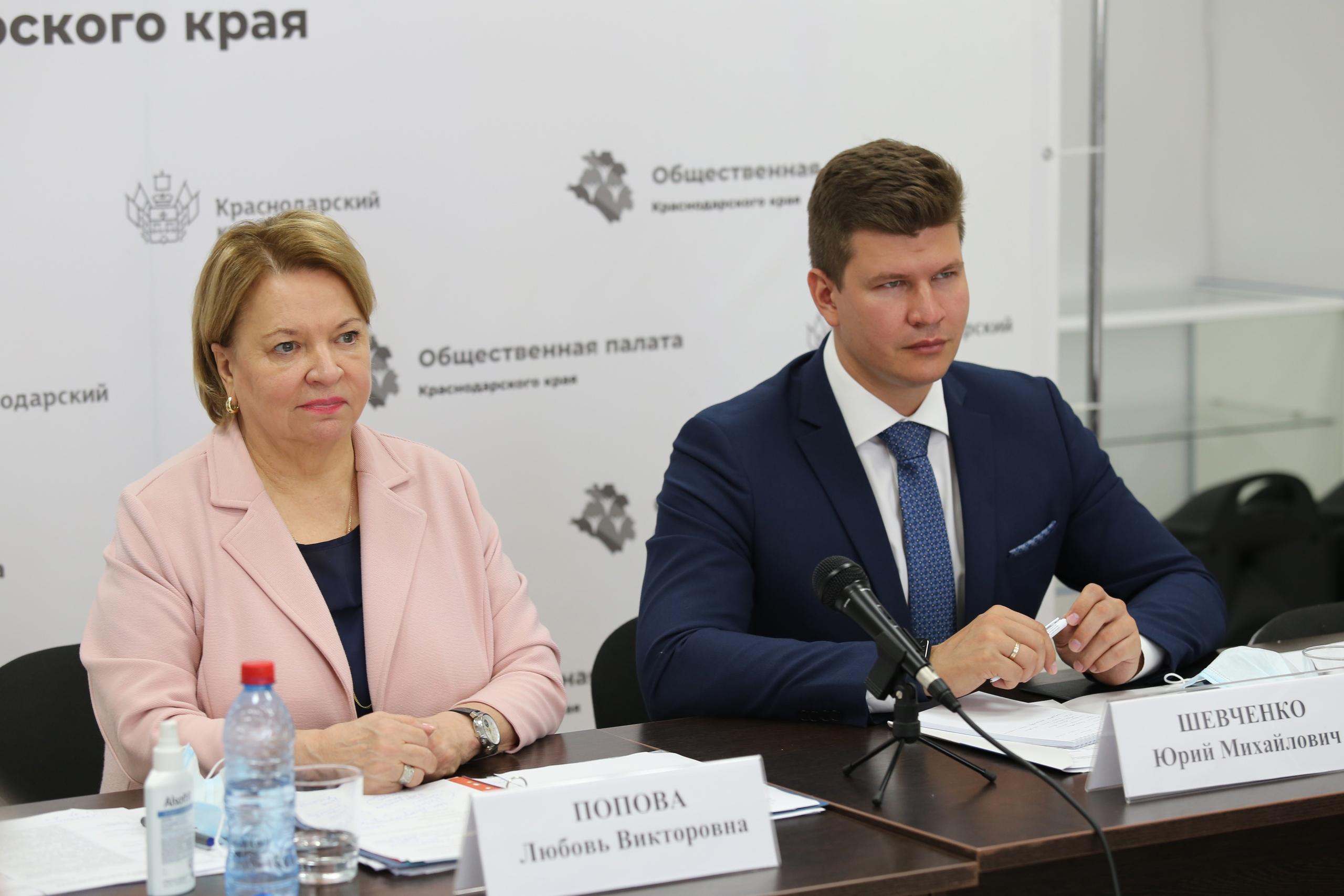 В Общественной палате Краснодарского края обсудили борьбу с фейками в сети