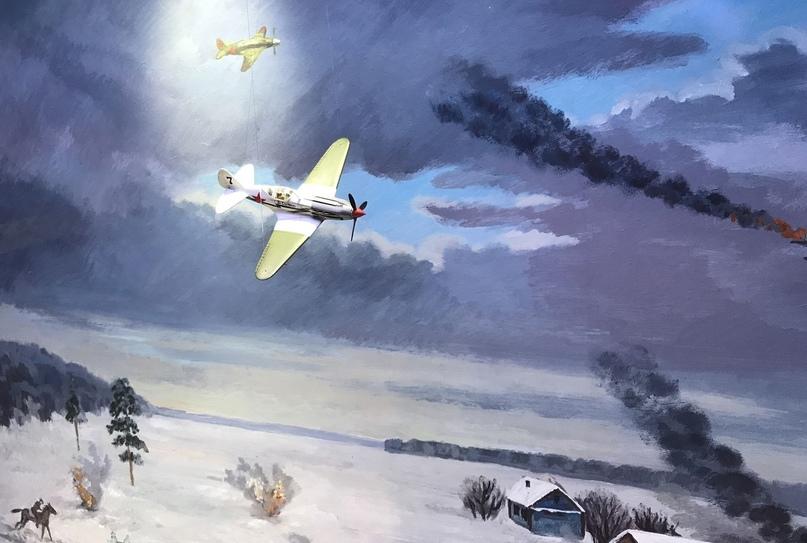 76-летие Победы в Великой Отечественной войне 1941-1945 годов, изображение №12
