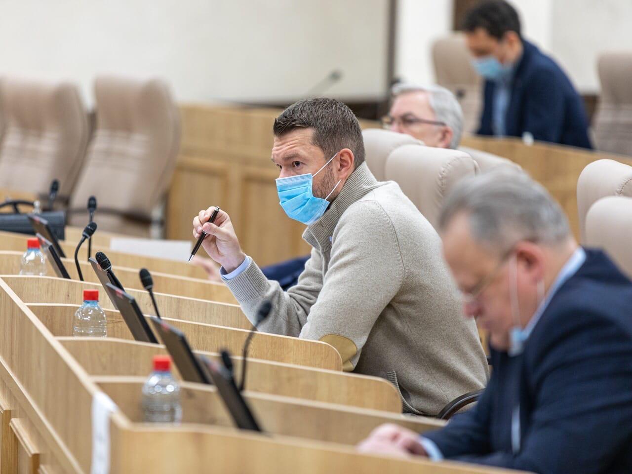 Депутаты выбрали новых членов Общественной палаты от