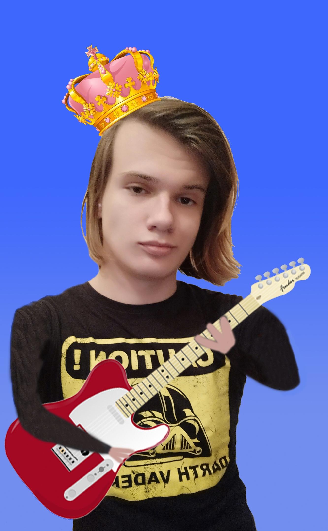 Yuriy, 19, Voronezh