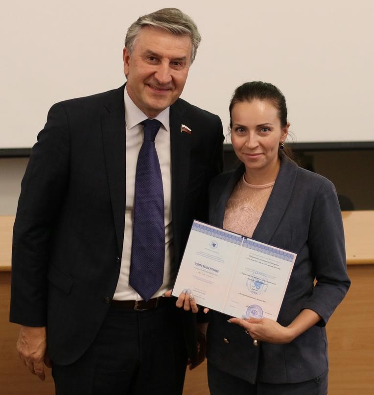 В Казанском федеральном университете вручили удостоверения социальным предпринимателям, изображение №4