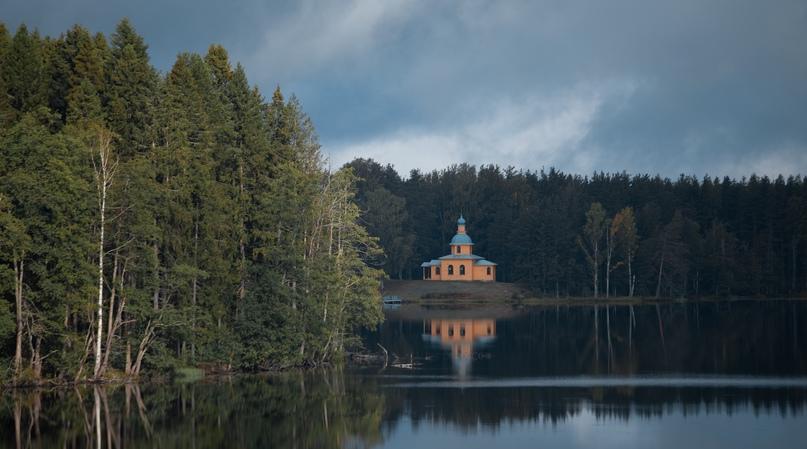 Православные добровольцы совместно с волонтерами кинокомпании «Союз Маринс Групп» совершили паломнический тур на Соловки, изображение №6