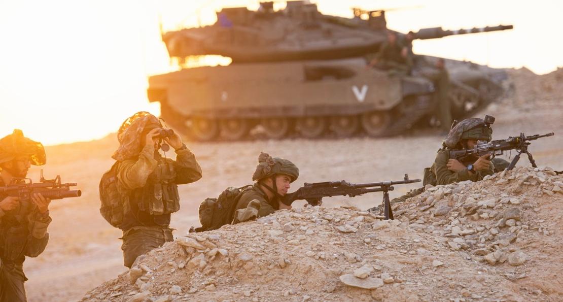 Солдаты Израиля
