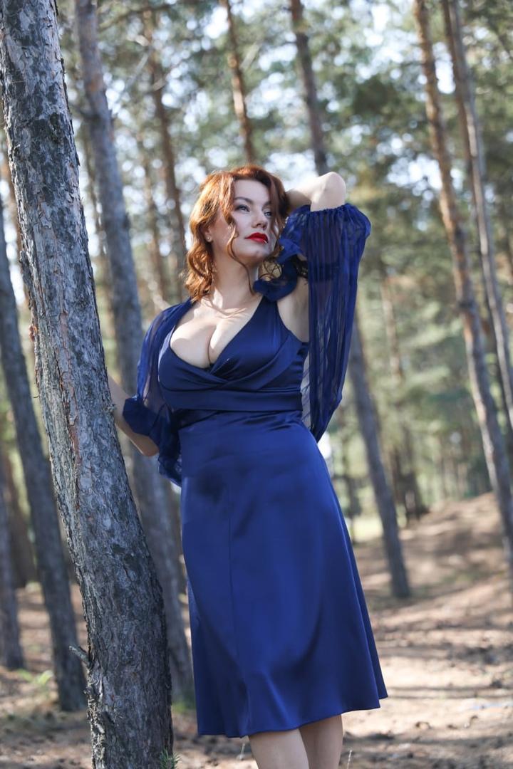 Афиша Екатеринбург Сакральный танец «Первозданная Женщина»